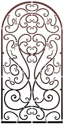 Div69012 grille orientale pochoir marocain maghreb