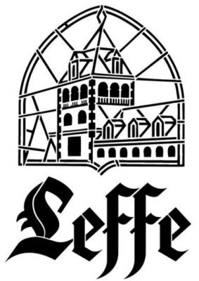 Div9654 biere leffe logo pochoir a peindre mon artisane style pochoir