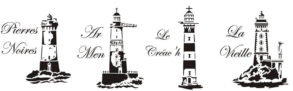Mar46468 phares breton pochoir style pochoir mon artisane