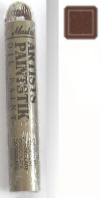 Peinture speciale pochoir markal chocolat