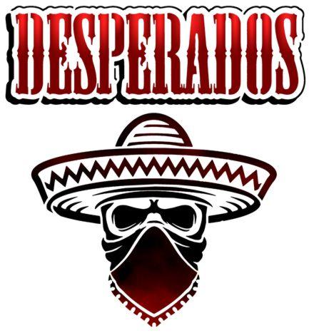 Pochoir Desperados Biere Tequila A Peindre