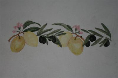 citrons olives en 3 couches