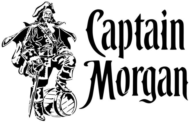 Div30047 captain morgan rum rhum en pochoir style pochoir mon artisane