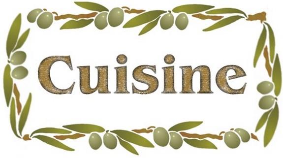 Fl748 pochoir cuisine olives style pochoir 1