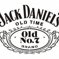 pochoir Jack Daniel's