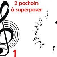 Mus205 clef de sol musique pochoir mural partition de musique
