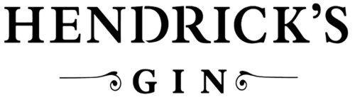 Pochoir hendricks gin