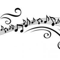 Pochoir papillon musique reutilisable a volonte style pochoir