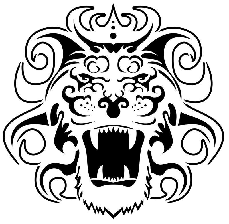 Stipo542 tete de lion medium