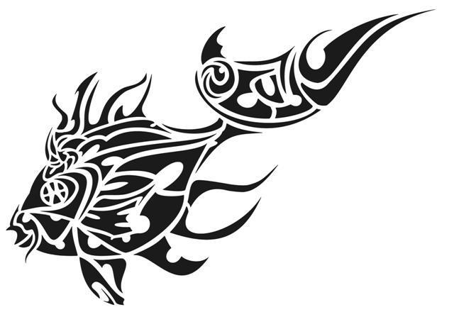 Stipo842 poisson voile stylise ta1006 small
