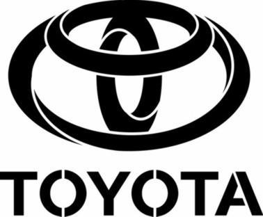Toy1 logo toyota pochoir a peindre